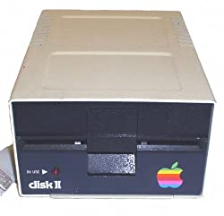 Vintage Apple Disk II Drive