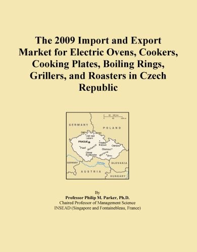 The 2009 Import And Export Market For Electric Ovens, Cookers, Cooking Plates, Boiling Rings, Grillers, And Roasters In Czech Republic front-370226