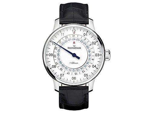 MeisterSinger reloj hombres automática Adhaesio AD901