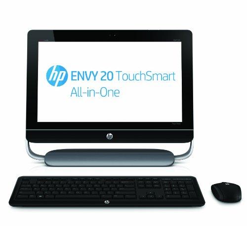 HP Envy 20-d030 20-Inch All-in-One Desktop (Black)
