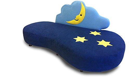 Couch für Kids Kinderzimmer Sternenhimmel Spielwiese Kuschelsofa KINIC jetzt bestellen