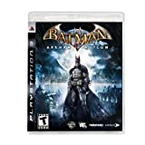 Batman: Arkham Asylum / Gamepar Warner Bros Games