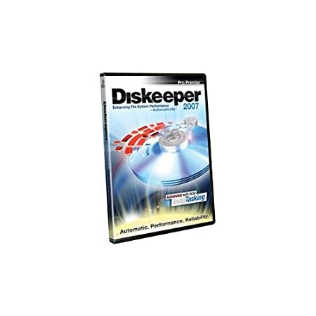 Diskeeper 2007 Pro Premier Single Lic Pack