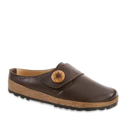 Amazon.com: Haflinger LC57 Bavarian Leather Clog: Shoes