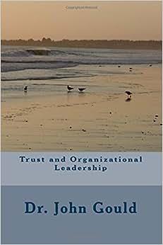 Trust And Organizational Leadership