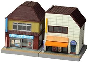 建物コレクション 建コレ108 駅前商店C