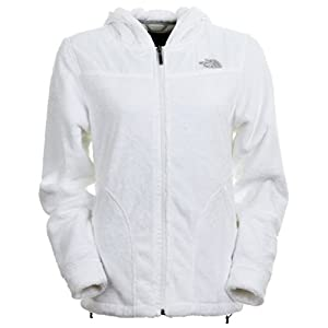 North Face Oso Hoodie Womens (X-Small, TNF White)