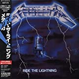 Ride the Lightning (Jpn) By Metallica (2008-01-13)