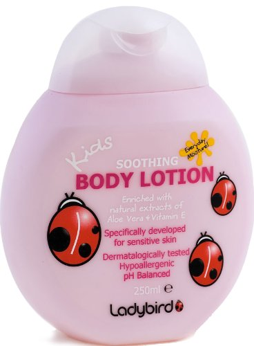 Ladybird Soothing Body Lotion 250ml