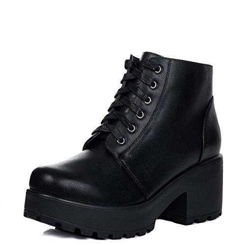 lacet-plateforme-a-talon-bloc-bottines-chaussures-similicuir-gr-38