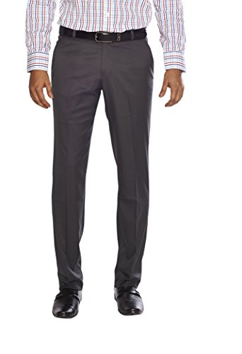 Flags-Stretch-PV-Formal-Trouser-Dark-Grey-Colour