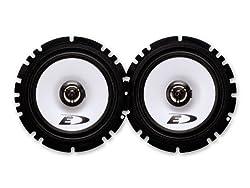 2 x Alpine 6.5-inch 6-1/2