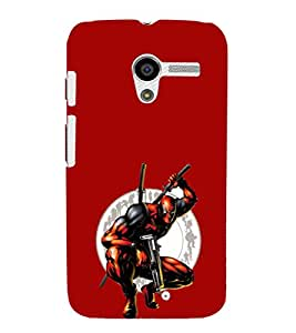 Ebby Premium Printed Mobile Mobile Back Case Cover With Full protection For Motorola Moto X (Designer Case)