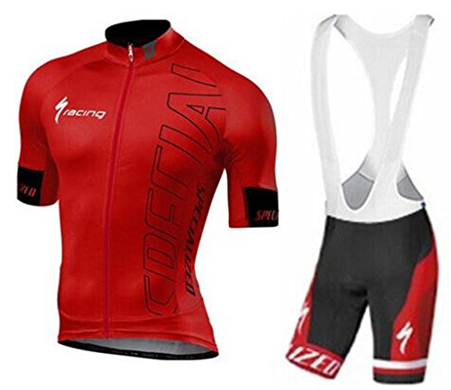 men-breathable-road-cycling-team-short-sleeve-cycling-jersey-and-cycling-bib-shorts-kit-red-size-x-l
