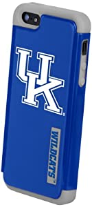 Forever Collectibles NCAA Kentucky Wildcats Dual Hybrid Hard Apple iPhone 5 / 5S Case