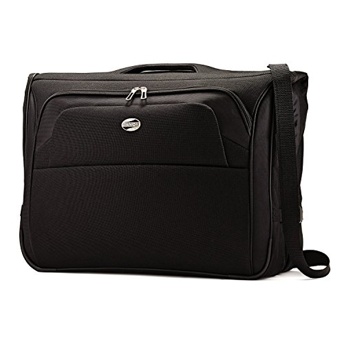 American tourister ilite xtreme ultra valet garment bag black one size luggage bags business - American tourister office bags ...