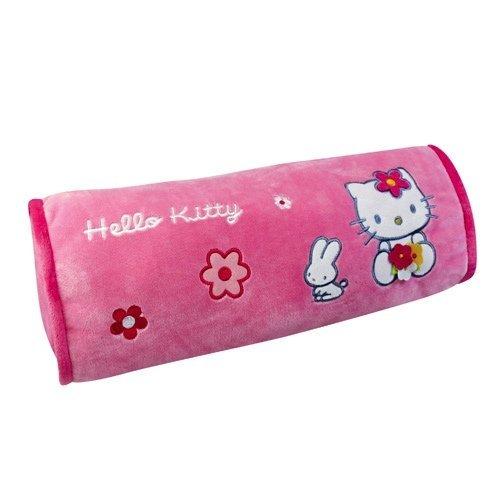 Hello Kitty Nackenrolle FLOWERS 40cm breit