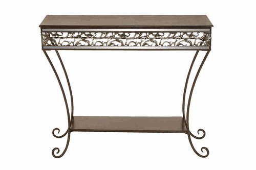 Cheap Benzara 69167 Metal Console Table (B005ZHWW4U)