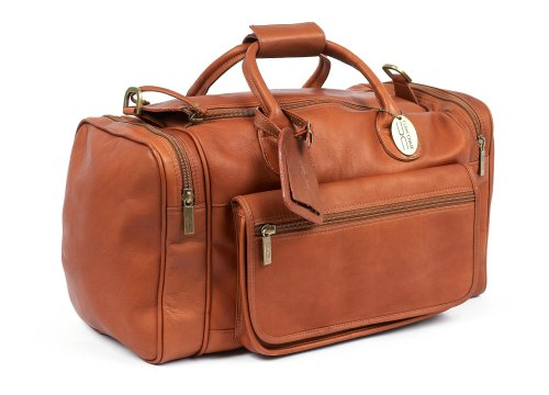 claire-chase-classic-sports-valise-saddle-one-size