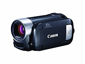 Canon FS40 Flash Memory Camcorder with 41x Advanced Zoom and 8GB Internal Flash Memory