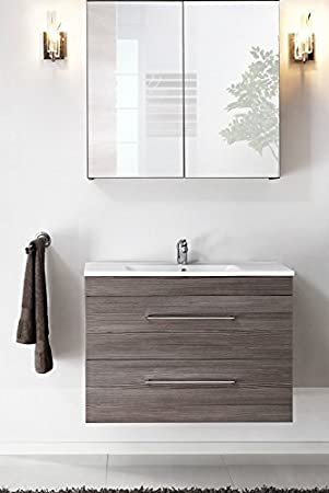 Cosmo S Avola 80cm Basin Vanity Unit Bathroom Furniture Set Bathroom Set Bathroom Furniture Soft Close