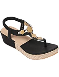 Ladies Sandal Hot Fashion 2016 New Arrival Branded Best Quality Footwear Lowest Price For Women& Girls,Daily Use... - B01GLB8QZM