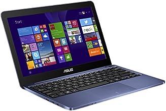 ASUS EeeBook X205TA-FD015BS Portatile 11.6 Pollici HD LCD, Processore Intel Atom T Z3735 Quad Core, RAM 2 GB, 32 GB eMMC, Blu