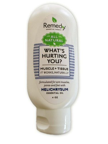 Lowest Prices! What's Hurting You? 4 Oz - Essential Oil Gel for Pain Relief of Sore Muscles, Joints ...