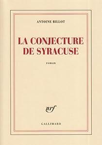 La conjecture de Syracuse par Billot