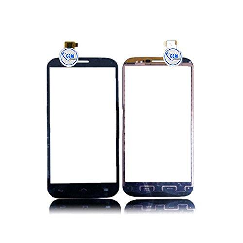 Touch-Screen-Front-Glass-Scheibe-Display-Glas-Digitizer-fr-Alcatel-One-touch-Pop-C7-7041D-Schwarz-itreu