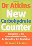 Dr Atkins Carbohydrate Counter