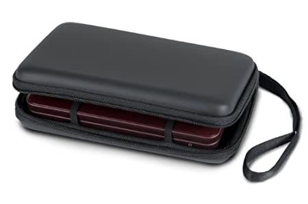 DSi XL Travel EVA Case with Pocket