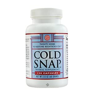 Ohco Cold Snap Caps, 120 Count