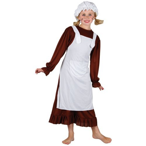 Imagen 1 de Artful Doger Victorial Poor Girl Fancy Dress Costume M (disfraz)