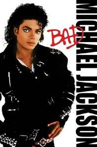 マイケルジャクソン【Bad】 ポスター PP-31934