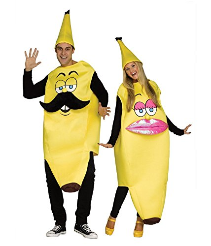 Ms. Banana Adult Women Costume
