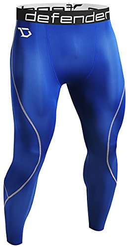 Defender Thermal Compression Baselayer Pants Legging Shorts Tights Ice Hockey BL_L (Cheap Hockey Ice Skates compare prices)