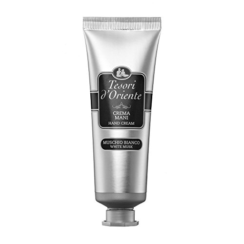 Muschio Bianco Crema Mani 50 ml
