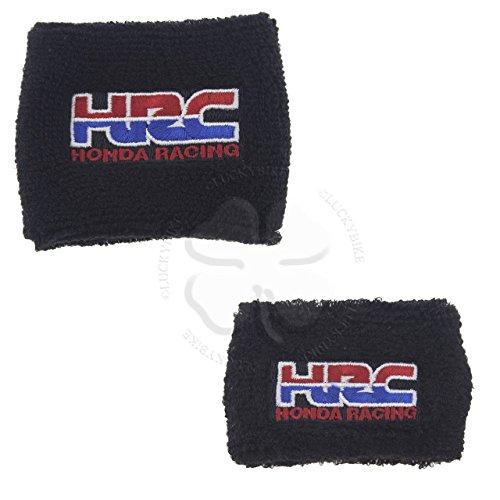 Reservoir Sock - Honda HRC - Set -1x Large & 1x Small - Black (Honda Hrc compare prices)