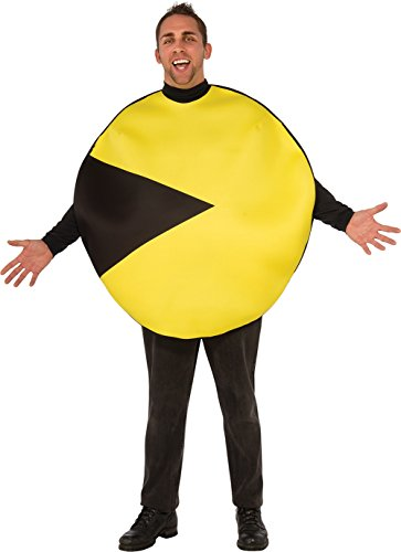 Rubie's Offically Licensed Pac-Man Costume for Men.