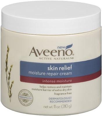 Aveeno Skin Relief Moisturizing Cream, 11 Ounce