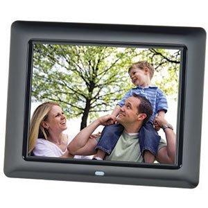 Optex DFO800BK 8 inch Digital Picture Frame