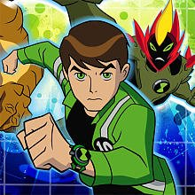 Ben 10 Alien Force Party Beverage Napkins
