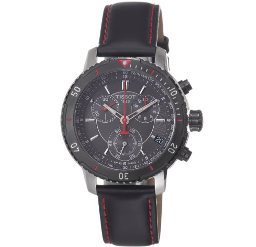 Tissot Men's PRS 200 Chrono Quartz Watch T0674172605100
