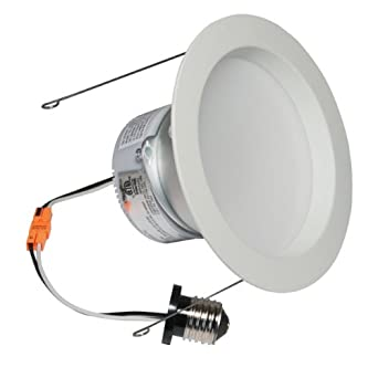 "American Lighting 6"" E-Pro SERIES LED RECESSED DOWNLIGHT 3000K White Trim 720 Lumens EP6-E26-30-WH"