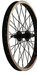 Sta-Tru Alloy Bmx 14Mm Flip-Flop Black Hub Rear Wheel (20X1.95-Inch) by Sta Tru