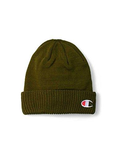 チャンピオン (Champion) ニット帽 CAC5705 アクリルビーニー ロゴ刺繍 メンズ レディース 帽子 CHAMPIO OL
