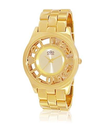 Elite Reloj de cuarzo E54214G-102 39 mm