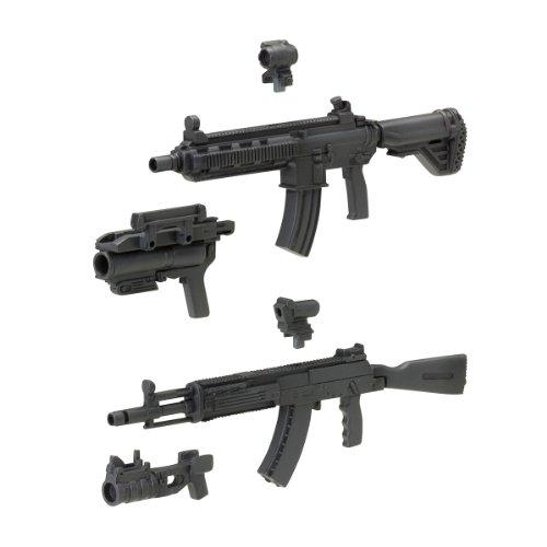 M.S.G モデリングサポートグッズ ウェポンユニット31 アサルトライフル (NONスケール プラスチックキット)