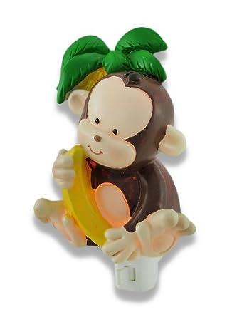 Cute night monkey - photo#20